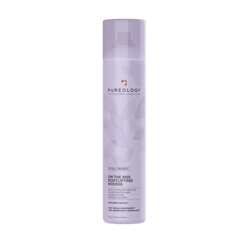 On the rise root lifting mousse