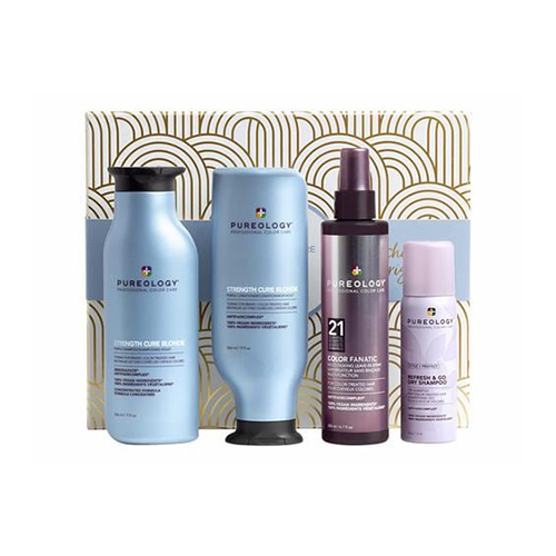 Pureology Strength Cure Blonde Holiday Gift Set